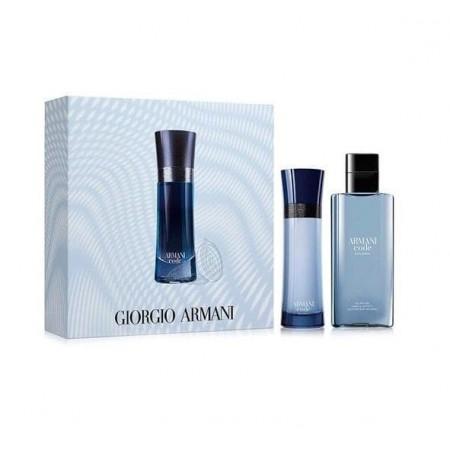 Set de parfum Homme Code...